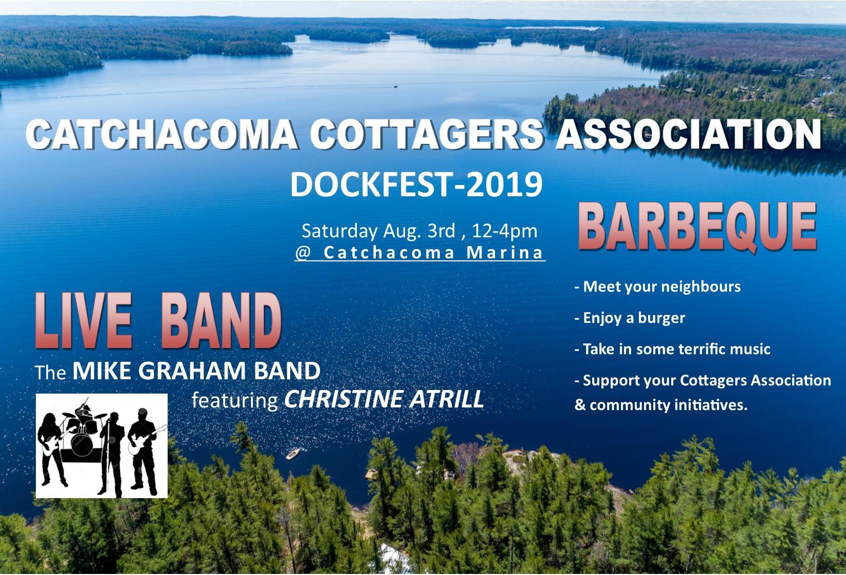 Dockfest 2019 poster
